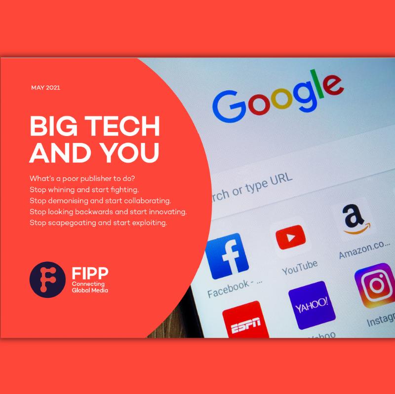 Big Tech and You