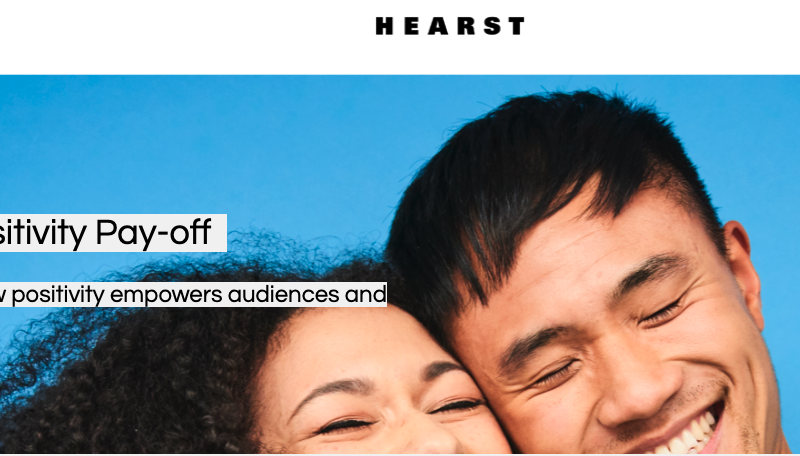 Hearst UK unveils new research which captured in real time how its content affects and influences positivity in consumers