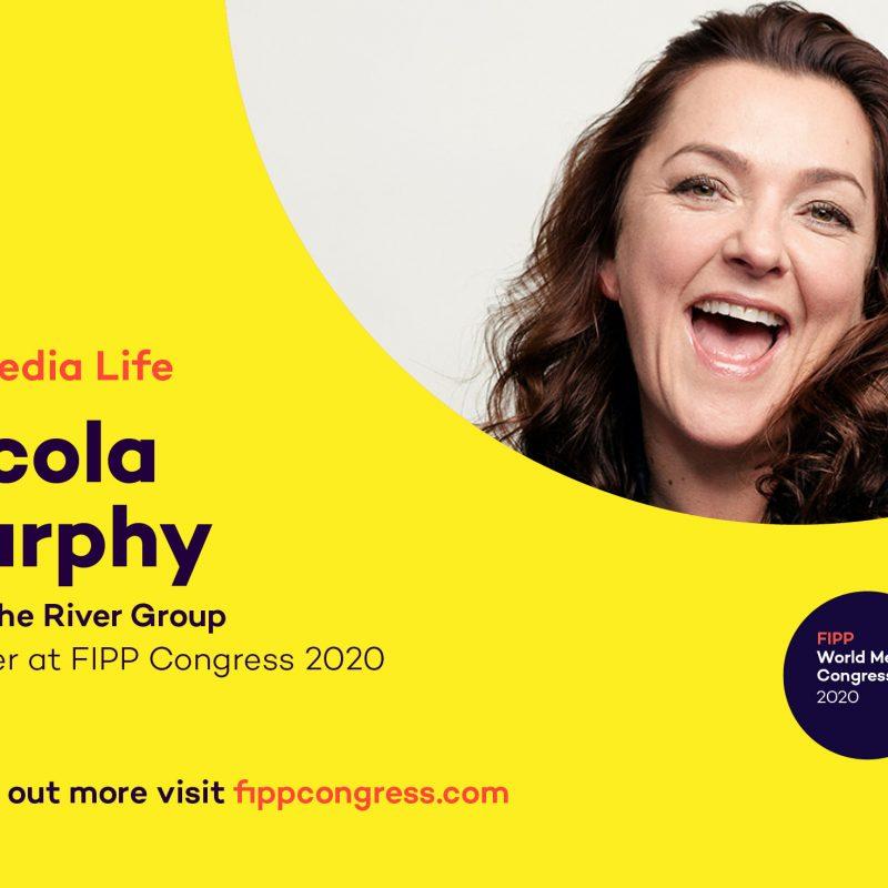 My media life: Nicki Murphy, The River Group