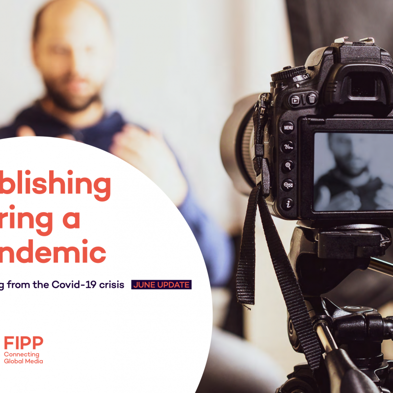 Publishing during a pandemic, June 2020: Emerging from the Covid-19 crisis