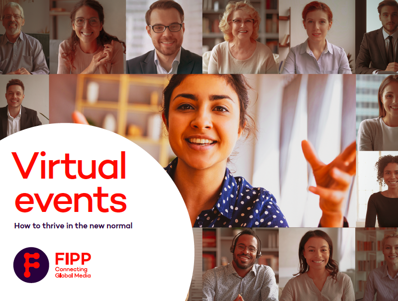 Virtual events: How to thrive in the new normal
