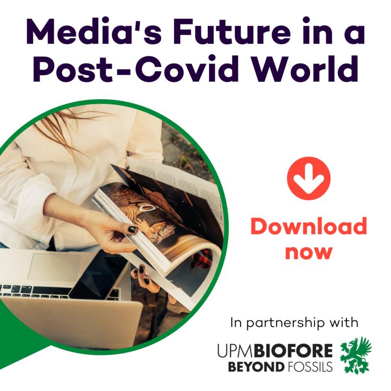 Media's Future in a PostCovid World MPU