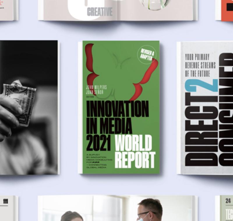 Innovation in Media 2021 World Report webinar slides