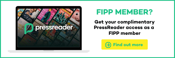 PressReader access for members promo inside articles