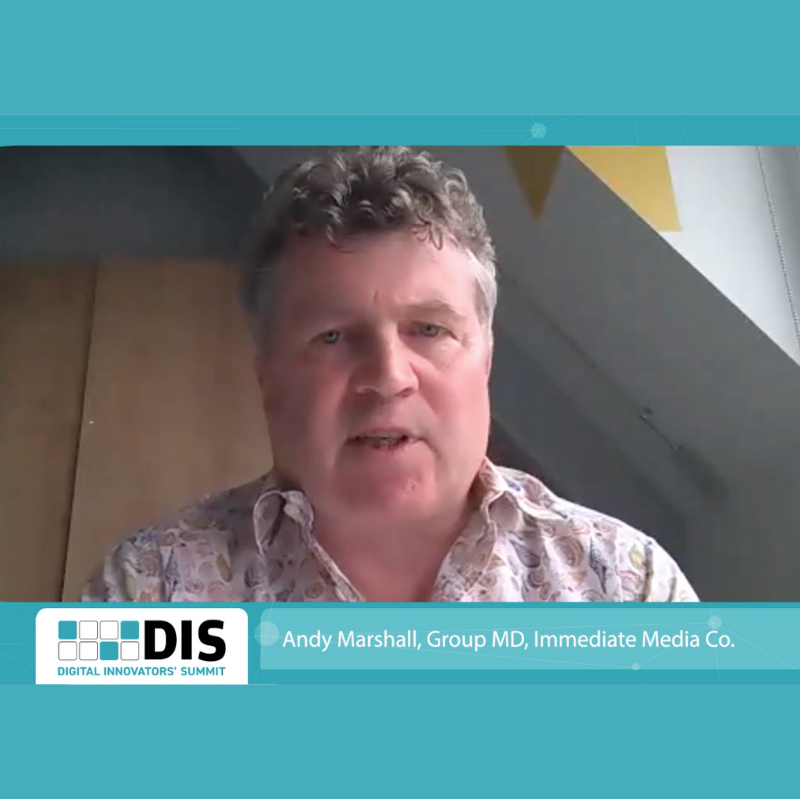 Andy Marshall on Immediate Media's sustainability success