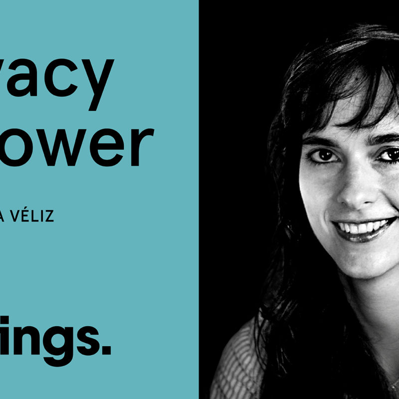 Privacy is Power: The true extent of data tracking in society today