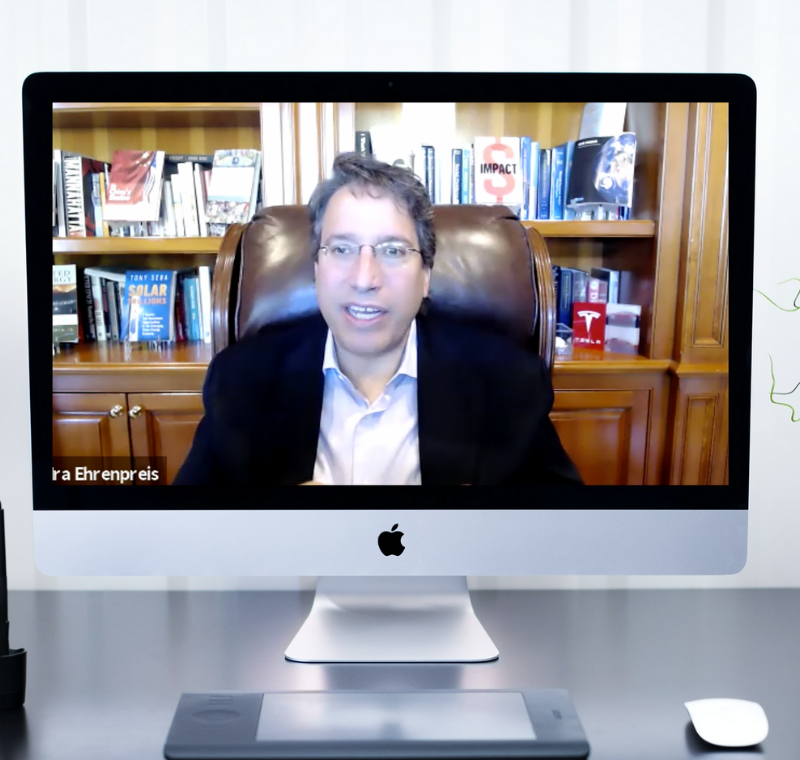 Missed out on our conversation with DBL Partners, Tesla Board Member & SpaceX investor Ira Ehrenpreis?