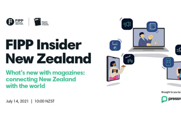 What's new with magazines? Connecting New Zealand with the world