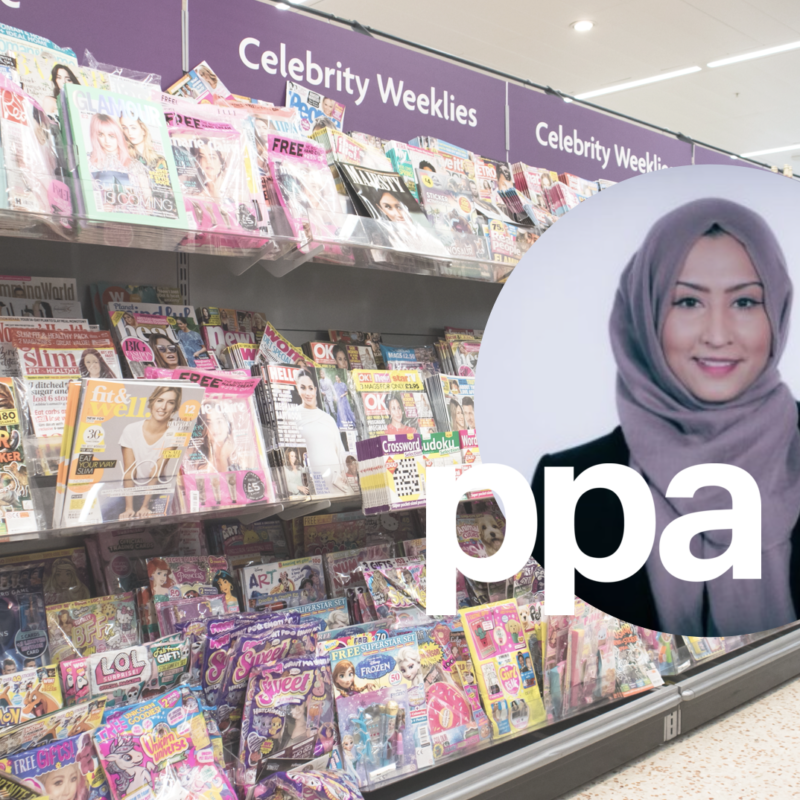 PPA appoints Sajeeda Merali as new Chief Executive