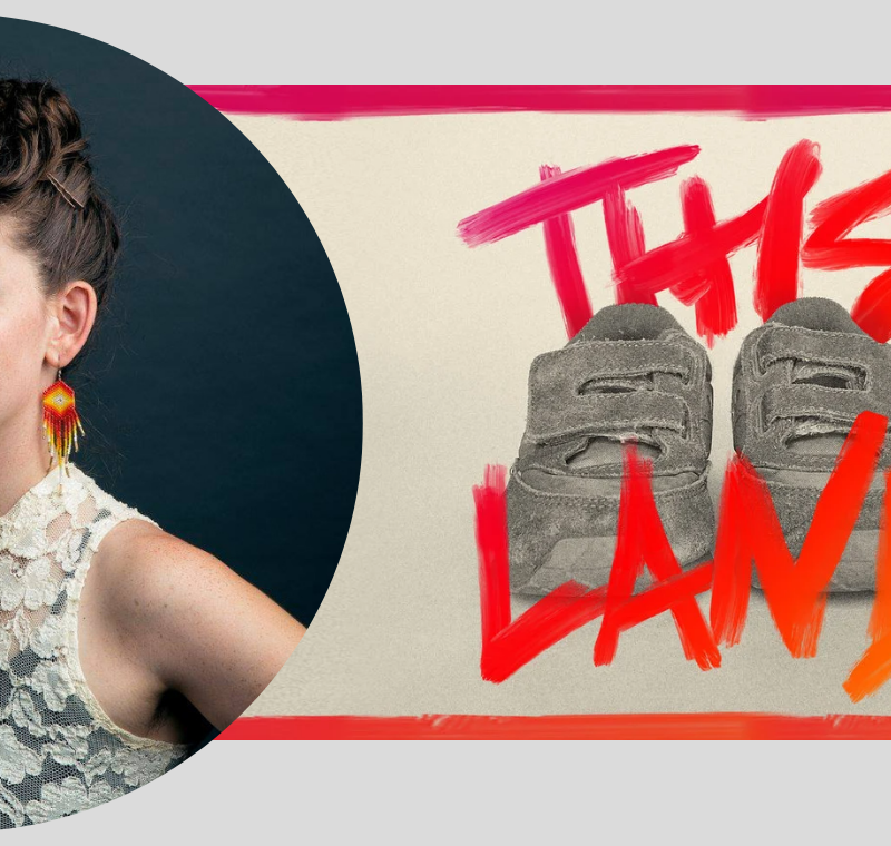 Breaking new ground: How Rebecca Nagle is giving Native Americans a voice with her podcast This Land