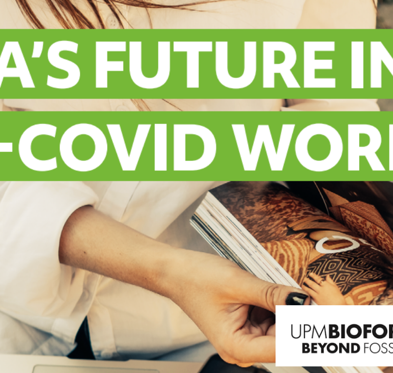 Media's Future in a Post-Covid World: Read the brand new report from FIPP and UPM