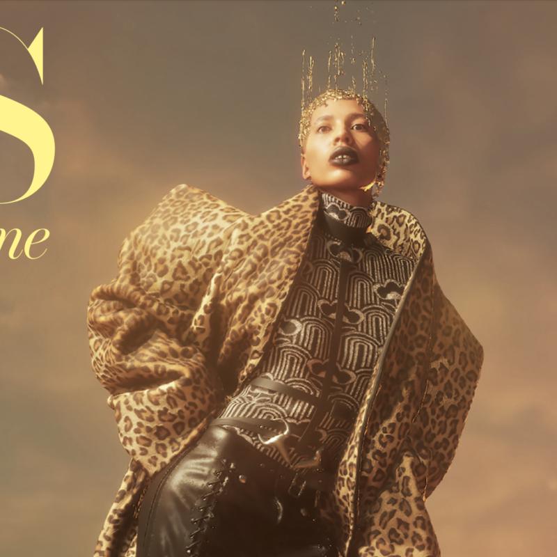ES Magazine unveils unique NFT cover for biannual fashion issue, featuring Kai-Isaiah Jamal
