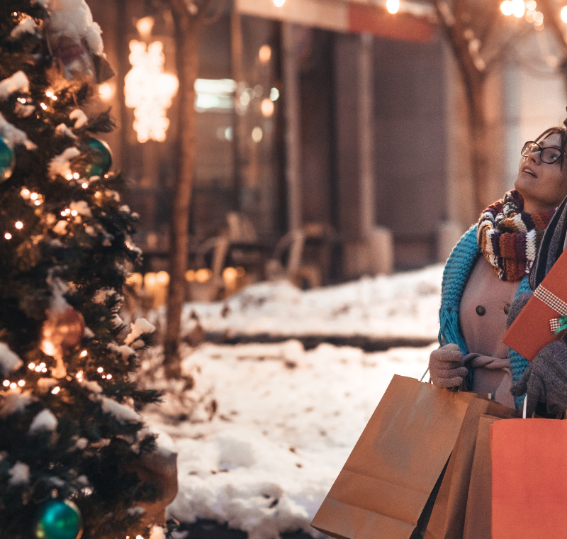 Brits will spend £200 billion on Black Friday and Christmas, Future plc data finds