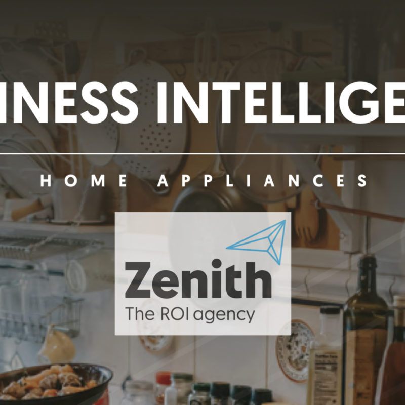 Zenith forecasts significant growth in home appliance advertising through 2021 and beyond